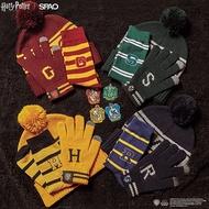SPAO韓國代購哈利波特聯名款帽子圍巾襪子手套魔法款harry potter