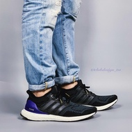 ADIDAS ULTRABOOST 黑紫-G28319