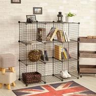 [tidy house]工業風鐵網置物架 百變鐵網格組合架 鐵網架 可掛牆 寵物圍籬