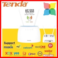 Tenda 4G+ LTE WiFi Router
