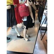 agnes.b 小b  新款輕便時尚 (紅) 多功能後背包 日本代購