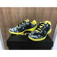 【毒】 出清特價 五折以下 AND1 肌肉人 黑黃 數位迷彩 低筒 籃球鞋