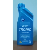 〝機油便利站〞【ARAL】10W40 亞拉 德國原裝 BLUE TRONIC 10W-40 合成機油