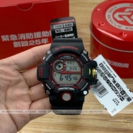 READY STOCK 100% ORIGINAL CASIO AUTHENTIC G-SHOCK RANGEMAN GW-9400NFST-1AJR JAPAN SET