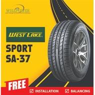 WESTLAKE SA37 Performance Tyre  225/40/18, 225/45/18, 235/40/18, 234/45/18, 235/50/18, 245/40/18, 255/40/18, 265/35/18