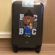 熊大登機行李箱-全新