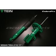 『整備區』 TEIN EnduraPro NISSAN BIG TIIDA C12 高性能避震器 原廠型避震器 13-