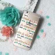 淘氣小蛋蛋水晶透明果凍手機殼軟殼iPhone XS 8 9 Samsung S7 S8