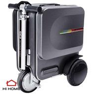 Hihome Airwheel SE3 (Black) กระเป๋าเดินทางอัจฉริยะที่คุณสามารถขับขี่ไปได้ด้วย กระเป๋าล้อลากไฟฟ้า สกู๊ตเตอร์ไฟฟ้า สกู๊ตเตอร์แบบนั่ง
