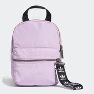 【adidas 愛迪達】BACKPACK MINI 粉紫 迷你後背包 女款(FL9618)