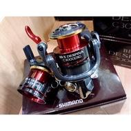 =撿便宜★小漁夫釣具= (完售)日本製SHIMANO 亞洲限量版BB-X Despina C3000DXG 手煞車捲線器