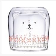 全新現貨👍🏻北極熊雙層玻璃杯Starbucks星巴克