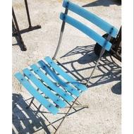 二手老件鐵椅
