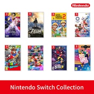 Nintendo Switch Game BEST 37 GAMES Collection ★ SUPER SMASH / POKEMON / MARIO / ZELDA / RING FIT