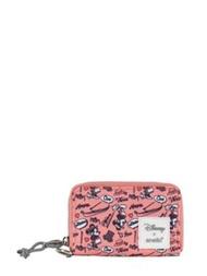 ANELLO กระเป๋า กระเป๋าตังค์ กระเป๋าถือผู้หญิง กระเป๋าสตางค์ Mini Disney x anello DT-G013 สีชมพู