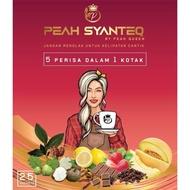 PEAH Syanteq 5 perisa dalam 1 kotak