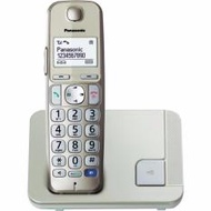 Panasonic KX-TGE210CX DECT Cordless Phone (Export Set)