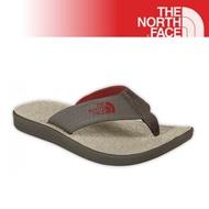 【The North Face 男 人字夾腳拖鞋《灰咖啡/紫檀紅》】C517/夾腳拖鞋/人字拖/沙灘鞋/悠遊山水