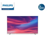 Philips 4K Ultra HD LED Smart 55inch Android TV with Free wall mount and installation 55PUT7374/98