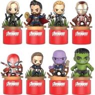 Tesco Avengers Infiniti Perang Koleksi