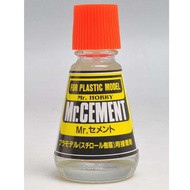 [那間店]MR.HOBBY Mr.CEMENT MC-124 鋼彈用接著劑 23ml
