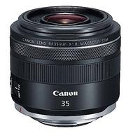 Canon RF 35mm F1.8 Macro IS STM 廣角微距鏡頭(公司貨)
