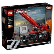 樂高 LEGO 42082 科技 Technic 系列 礦野地形起重機 工程車 建築 現貨 全新未開 lego42082