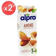 ALPRO 原味杏仁奶2瓶組 (1公升*2瓶)