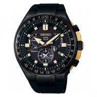 Seiko 精工Astron 8X53-0BD0SD (SSE174J1)限量太陽能GPS鈦金屬腕錶 黑面 47mm