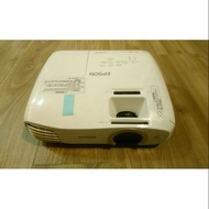 [ 沐耳 ] EPSON 投影機 Full HD / 3D 劇院或簡報機 EH-TW5200 優質二手品:贈10米HDM