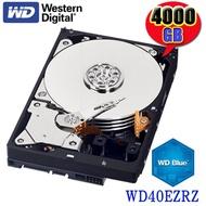 【3CTOWN】限量 含稅附發票 WD威騰 4T 4TB WD40EZRZ 藍標 桌上型硬碟