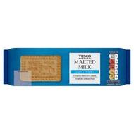 Tesco Malted Milk Biscuit 200g