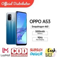 OPPO A53 - 4/64GB - ORIGINAL FULLSET (Second Tidak puas? Bisa Retur)