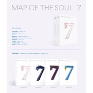 BTS Map of the soul 7 空專