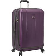DELSEY Paris Delsey Luggage Helium Shadow 3.0, Medium Checked Luggage, Hard Case Spinner Suitcase, P