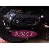 WRCF-vespa lx s sprint primavera 衝刺 春天 碳纖維 carbon 防燙蓋 排氣管