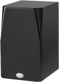 NHT C Series C-1 2-Way Bookshelf Speaker, Single, High Gloss Black