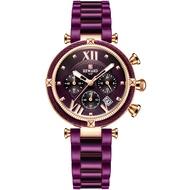 2019爆款REWARD新款女士手錶六針防水優雅復古氣質wrist watch