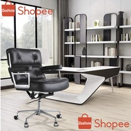 Sofa Chair office Chair Custom Color Gaming Chair high quality Genuine Leather Office Chair with Aluminum Alloy Base