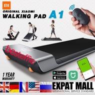 พร้อมส่ง Xiaomi WalkingPad A1 Foldable Sports Treadmill Smart Walking Pad Machine Running Machine Electrical
