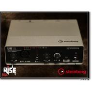【又昇樂器 . 音響】Steinberg UR12 錄音介面 Mac / Windows / iOS 皆適用
