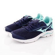 MIZUNO童鞋 WAVE RIDER 23-ON93316藍(中大童段)