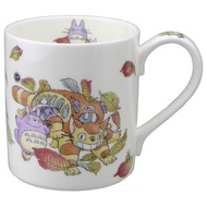 日本製 Noritake  宮崎駿 龍貓 Totoro 骨瓷杯/單耳杯/馬克杯 《 日本進口 》★ 夢想家 Zakka'fe ★