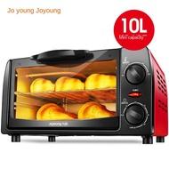 Ready Stock☏☋۞Joyoung/ Joyoung KX-10J5 electric oven household mini multi-function baking small