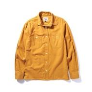 Chamois Shirt - 芥黃 Mustard