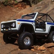 AXI03014 AXIAL 110 SCX10 III福特Ford Bronco攀爬車RTR
