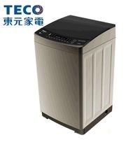 泰昀嚴選 TECO東元10公斤DD變頻直立式洗衣機 W1068XS 不鏽鋼內桶  全省配送安裝