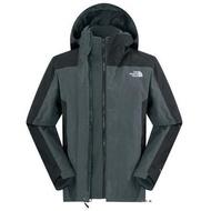 The North Face 男 HV/TKA刷毛防水保暖兩件式外套*(送TNF限量硬式飛盤一個)