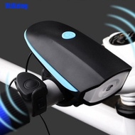 Utilizing❉ Bike Bell 120Db Electric Bicycle Alarm Bike Light And Bell Electric Bike Horn