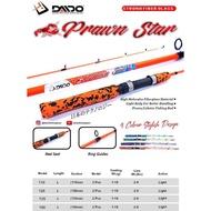 Daido Prawn Star Fiber Rod